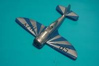 PZL P.50 и P.50A Jastrzab, 1:72, самоделка (готово)