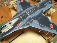 Mitsubishi F-2A М 1:48 (Hasegawa)