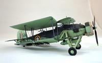 1/72 Fairey Swordfish, Airfix+Eduard