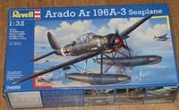 Arado Ar 196A-3 1/32 Revel