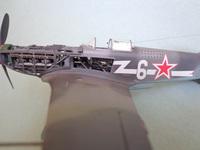 """Як-3. """"Звезда"""". 1/48."""