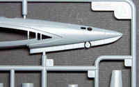Fouga CM.170 Magister 1/48 AMK