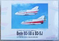 Bede BD-5, 1/72, Arii.