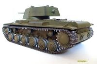 КВ-1 1941г.в. ранняя версия