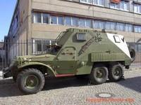 """Р-118АМ """"Стадион"""" на базе БТР-152С1, 1/35, конверсия готово"""