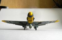 """Messerschmitt Bf-109F-4 1/48 от фирмы """"Звезда""""."""