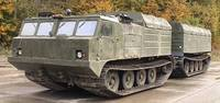 Двухзвенный гусеничный транспортер Z-Wagon 1/35
