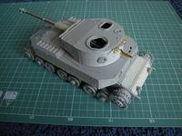 """Panzerbefehlswagen VI(P) """"Tiger"""" Porsche 1/35 Dragon"""