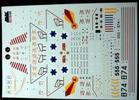KFIR IAF C2/C7 AMK 1/48