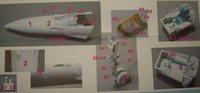 Конверсия Су-35 SUPER FLANKER 1:48