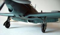 Як-1Б,Моделсвит,1/48.