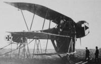 Lloyd 40.08 Luftkreuzer, 1:72, самоделка