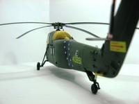 UH-34D Choktaw / Hobby Boss+Eduard+Экипаж / 1:72