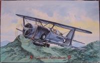 Curtiss SBC-4 Helldiver (Classic Airframes)