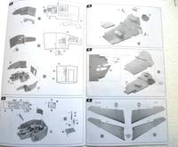 Х/YB-35 Flying Wing 1:72 Italeri