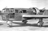 Abrams Air Craft Corporation, P-1 Explorer, 1:72, самодел