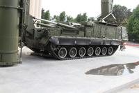 Пусковая установка 9А83 ЗРС С-300В ВДНХ, Москва