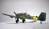Ju-87B Italery 1/48 (2 модели)