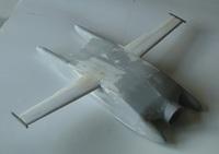 ВВА-14 (14М1П), 1:72 - самоделка