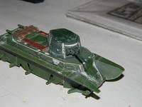 БТ-7 с конической башней образца 1937 года UM 1/72