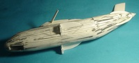 Kawasaki EC-1, 1:72, самоделка