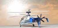 Sikorsky X2, 1:72, самоделка (готово)