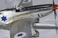 P-51D IAF 1/48 Tamiya (готово)
