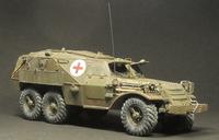 БТР-152К-1, 1/35, конверсия (готово)