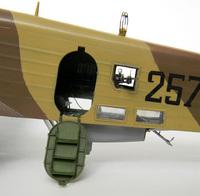 Savoia-Marchetti SM.79 1/48 Trumpeter