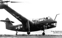 ХR-серия: Platt-LePage XR-1, 1:72, самоделка