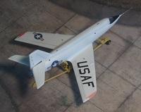 Х-серия: Bell X-2 Starbuster, 1:72, самоделка (готово)