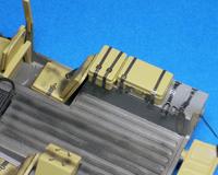 HUMVEE M1046 Hammer Tamia 1/35