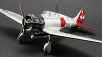 Mitsubishi A5M2b Early Version ClearProp 1/72