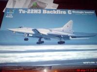 Ту-22М3 Трумп 1:72
