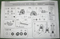 Redggiane Re.2005 Sagittario (Flying Machines)