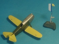 ХP-серия: Curtiss XP-1C, 1:72, самоделка