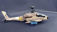 AH-64D Saraf 1/48 Hasegawa + Aires, IsraCast, IsraDec