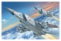 МиГ-25ПД, ICM, 1/72.