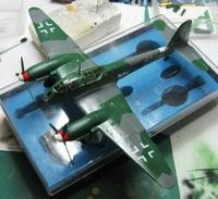 Messerschmitt Me-210 / Italeri / 1/72