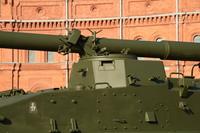 Walkaround 2С5 «Гиацинт-С» Музей Артиллерии, СПб