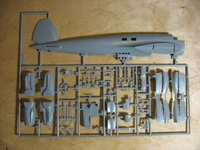 Heinkel He 111H-22 1/48 with V-1 Buzz bomb Revell/Monogram