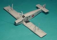 ХА-серия: XA-1, Cox Klemin, 1:72, самоделка (готово)