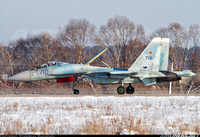 """Су-35 """"Flanker-E"""" М 1:48 ACADEMY+WIND MARK"""
