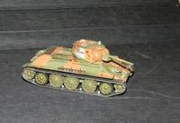 "Т-34-76 с башней ""гайка"" 1/72 Звезда"