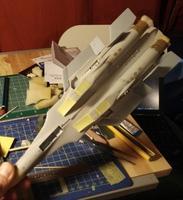 Су-33 1/72 (Hasegawa)