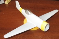 BELL XP-77 1:48 (Czech Model)