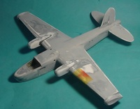 Blackburn В-20, 1:72, самоделка