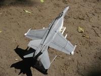 F/A-18E Super Hornet ,Italeri 1/72