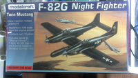 Twin Mustang F-82G 1/48 MODELCRAFT