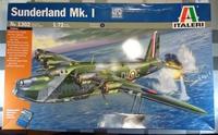 Sunderland Mk.I / 1:72 / Italeri